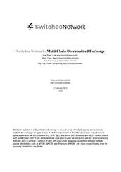 Switcheo's Whitepaper